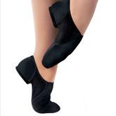 Dance Class by Trimfoot GB100 Black Split Sole Jazz Shoe for Girls and Women | eBay